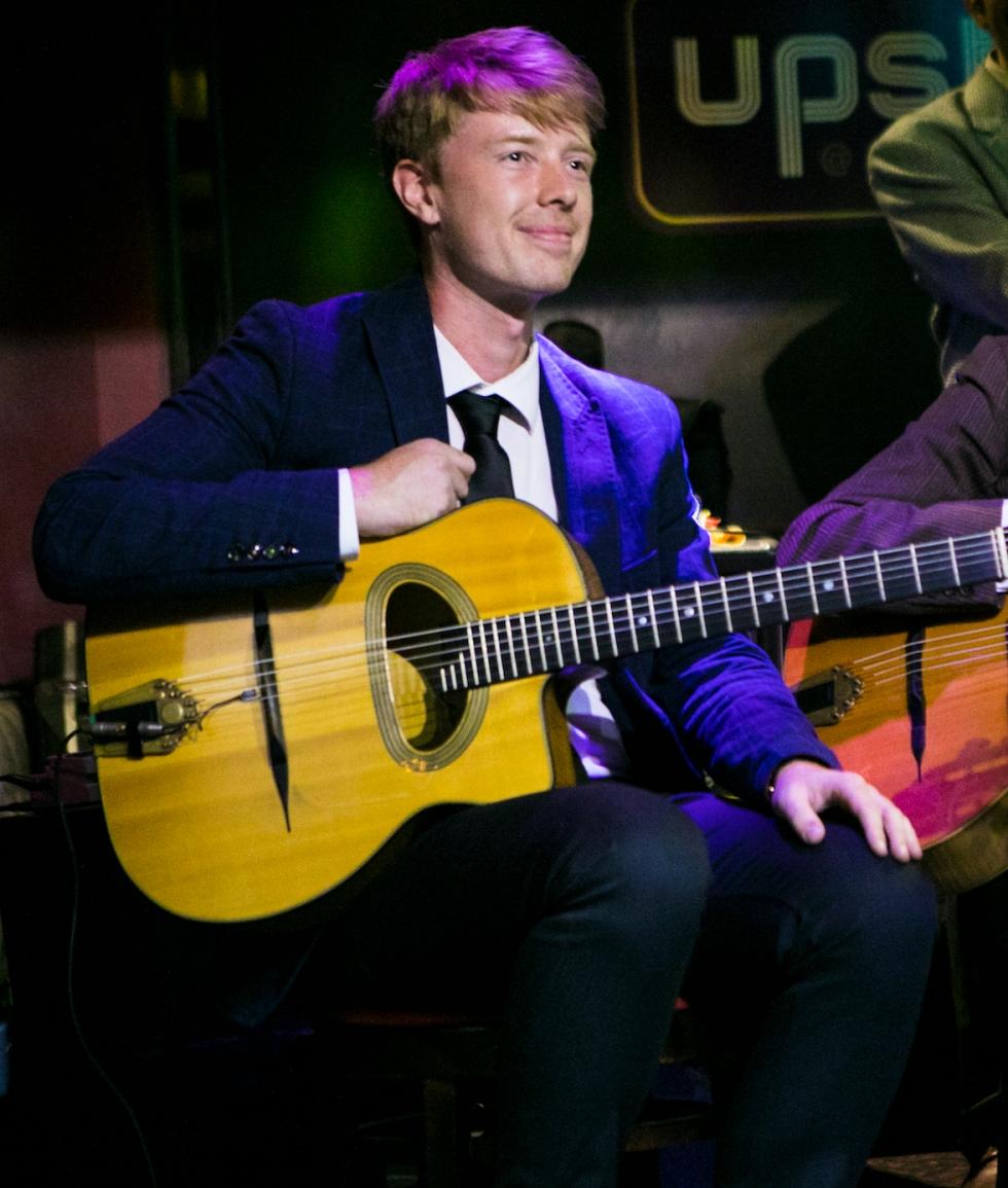 Guitar Lessons St Johns Wood - Joe Perkins